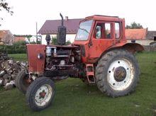 1985 tractor MTZ Belarus JUMZ
