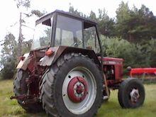 1984 Farm tractor MTZ 82 TS 4x4