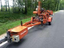2011 Trak belt Wood Mizer LT40