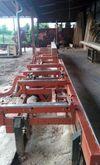 2014 Trak belt Wood Mizer LT40