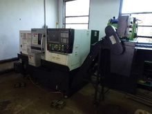 2015 CNC turning center OKUMA L