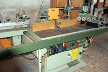 SMC spindle moulder, side troll