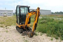 2013 mini excavator JCB 8018 CT