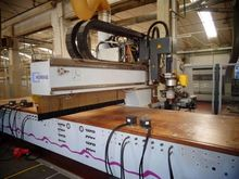 1997 CNC-machining center Homag
