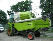 2011 combine harvester Claas ty