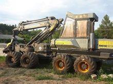 Used 2000 Ponsse HS1