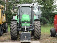2013 Farm tractor Deutz Fahr Ag