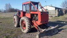1984 Forest tractor skidder LKT
