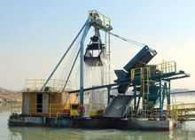 Excavator floating Grapple KG -