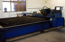 2008 Plasma cutting CNC