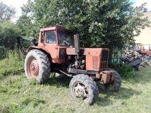 1985 Farm tractor MTZ 82 Belaru
