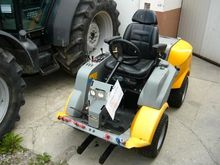 Used 2012 garden tra
