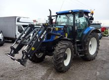 2014 NEW HOLLAND T6020 PLUS
