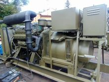Used 200 kW power ge