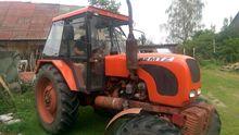 1982 Agricultural Belarus MTZ 8