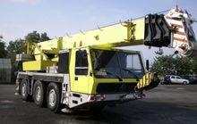 1989 mobile crane Grove Krupp K