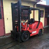 2001 BALCANKAR 3500 kg forklift