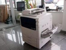 2014 Xerox C75 Press