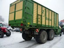 Used 2014 Krone ZX40