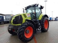 2014 Claas Axion 830 A40