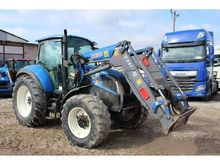 2015 New Holland T5.115