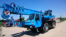 Used 1998 mobile cra