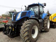 2014 New Holland T8 420 RC RCFF