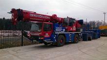Liebherr mobile crane LTM 1040-