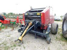 2012 fixed chamber baling press
