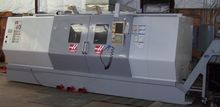 2011 HAAS SL40L 3-axis CNC Turn