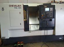 2012 Chevalier FBL-300 CNC Lath