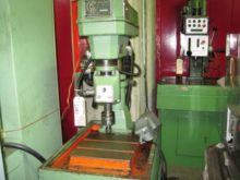 GMT Tapping machine over pedest