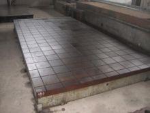 4000x2000 Cast iron surface pla