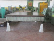 3000x2500 Cast iron surface pla