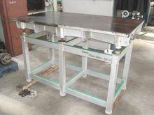 1500x0800 Cast iron surface pla
