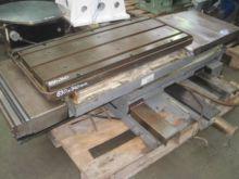 Usata tavola a croce in vendita hauser pi machinio - Tavola a croce per trapano ...
