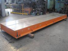 5770X1300 Cast iron surface pla