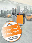 Used 2011 STILL EGV-