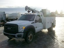 2011 FORD F550 SD