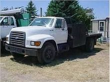 Used 1995 FORD F800
