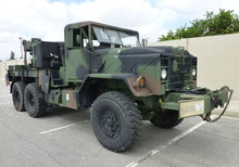 Used 1991 BMY M936A2