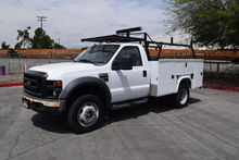 2008 Ford F450 4386