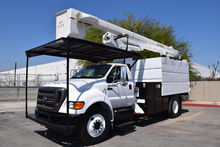 2008 Ford F750 4376