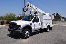 2008 Ford F550 4136
