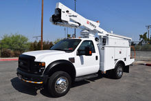 2008 Ford F550 4433