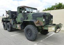 1991 BMY M936 A2 6x6 5 Ton Wrec