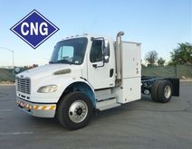 2007 Freightliner M2 CNG Cab  a