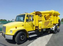 1998 Vactor Glycol Recovery Tru