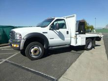 2007 Ford F550 Lincoln 300 Weld