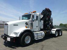 2013 Kenworth T800 Hiab XS 622
